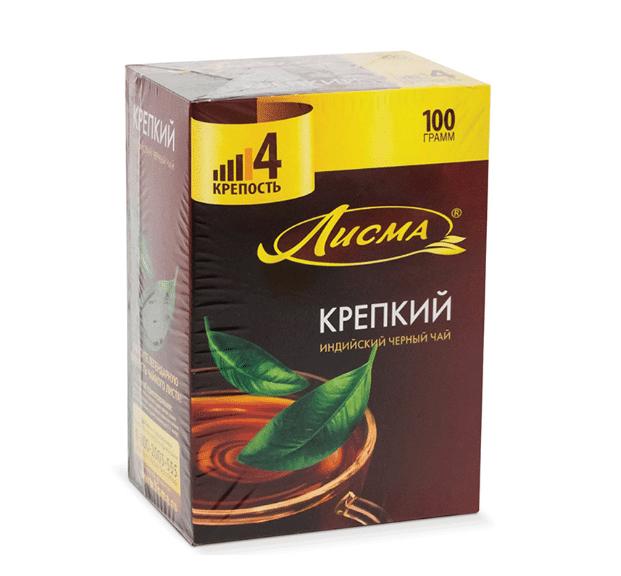 рейтинг черных чаев в пакетиках