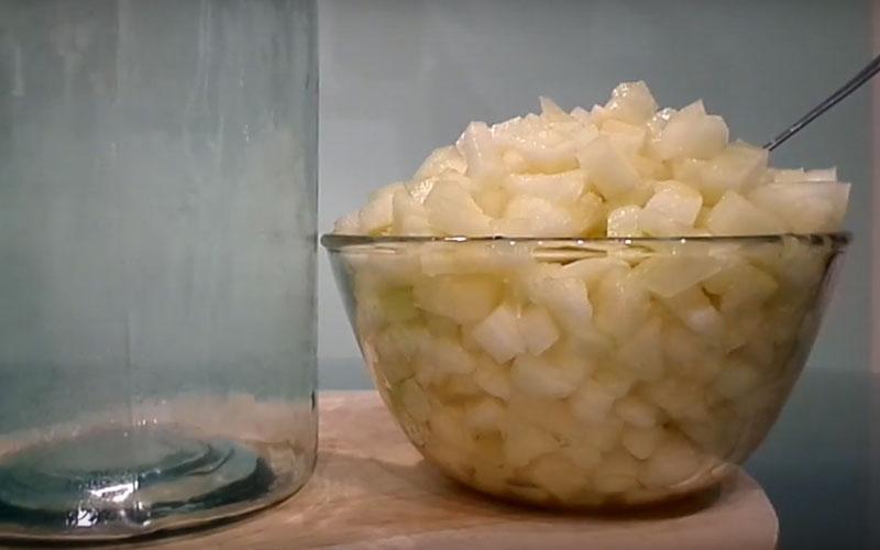 Как сделать настойку из дыни