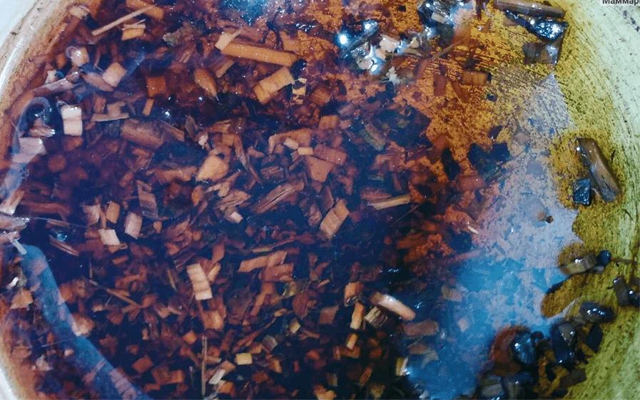 как приготовить отвар из коры дуба