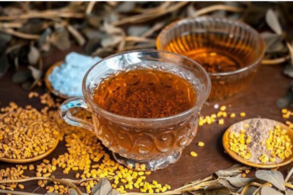 как пить желтый чай из египта