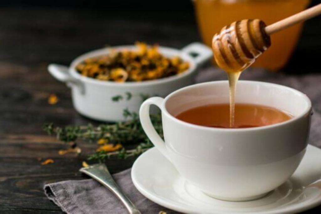 что полезно пить с чаем